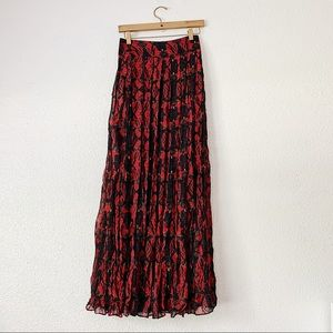 53e2a9a7e5 Alice + Olivia Skirts | Nwt Aliceolivia Shannon Pleat Skirt Us2 4 ...